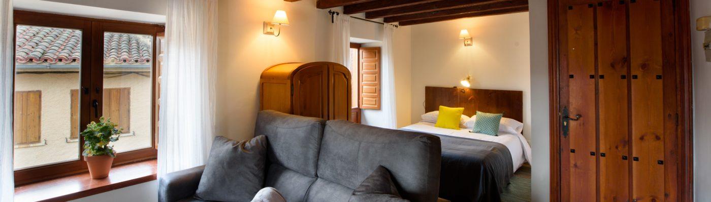 Hotel Rural El Papamoscas